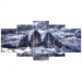 Canvas 5 Medium Panels with Frame 199.00 €