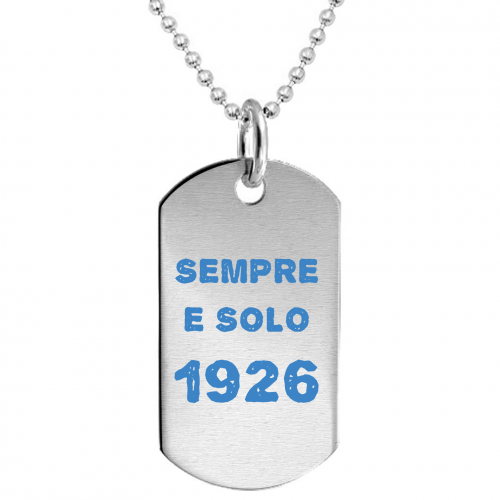 Piastrina Militare