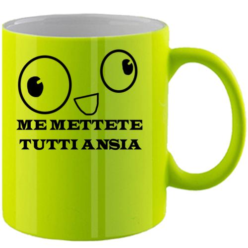 Tazza Fluo