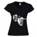 T-shirt Donna Scollo v 18.90 €