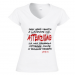 Women's V-neck T-shirt 20.90 €