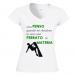 Women's V-neck T-shirt 21.99 €