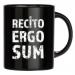 Black Mug 12.99 €