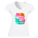 Women's V-neck T-shirt 19.99 €