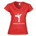 Women's V-neck T-shirt 14.99 €