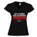 Women's V-neck T-shirt 19.90 €