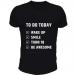 V-neck T-shirt 22.50 €