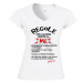 Women's V-neck T-shirt 19.90 €