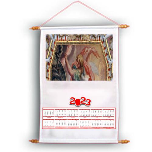 Calendario Tessuto