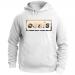 Felpa Unisex con Cappuccio  43.29 $