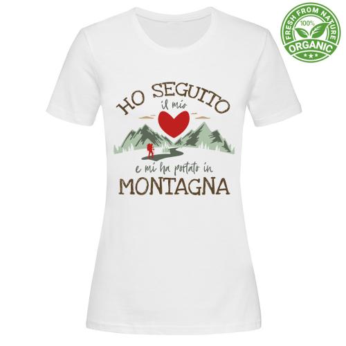 T-Shirt Woman Organic