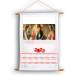 Calendario Tessuto 19.75 €