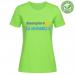 T-Shirt Woman Organic 24.90 €