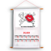Fabric Calendar 19.75 €