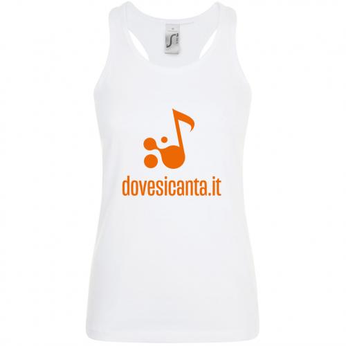Canotta Donna