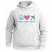 Felpa Unisex con Cappuccio  44.90 €