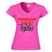 Women's V-neck T-shirt 23.25 €