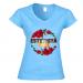Women's V-neck T-shirt 22.25 €