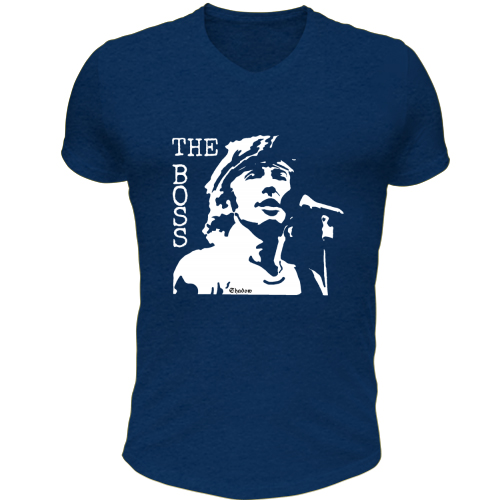 T-Shirt Scollo V
