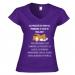 Women's V-neck T-shirt 17.00 €