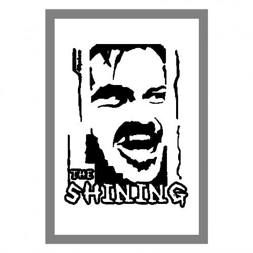 Poster con Cornice 20x30