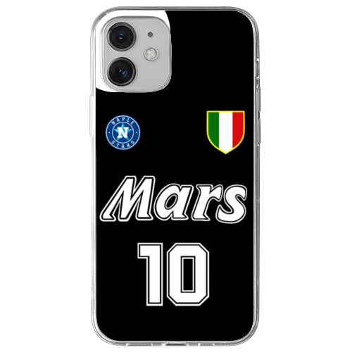 Cover Gomma iPhone 12